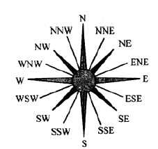 What is the difference between the cardinal directions and