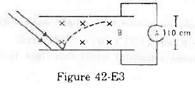 In an experiment on photoelectric effect, the emitter and